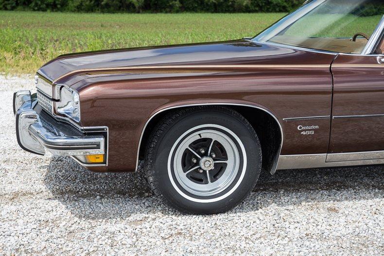 1973 Buick Centurion