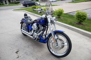 2004 Harley Davidson Screamin Eagle