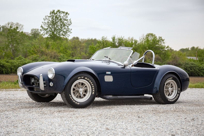 1964 shelby cobra replica