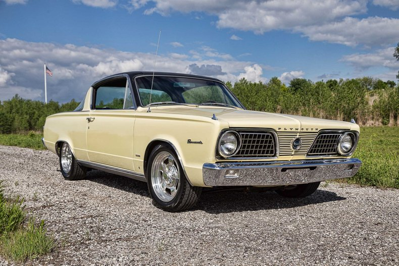 1966 Plymouth Barracuda | Fast Lane Classic Cars