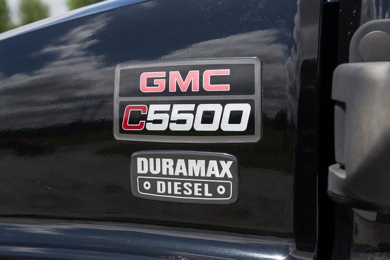 2006 GMC 5500