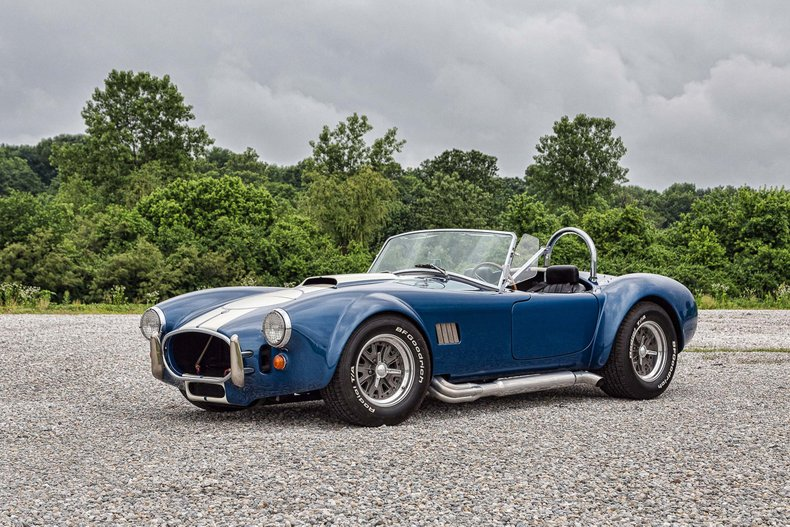 1966 shelby cobra replica