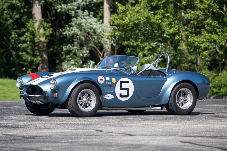 1963 Superformance Cobra