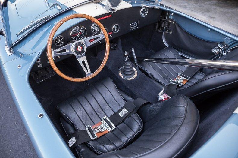 1963 Superformance Cobra