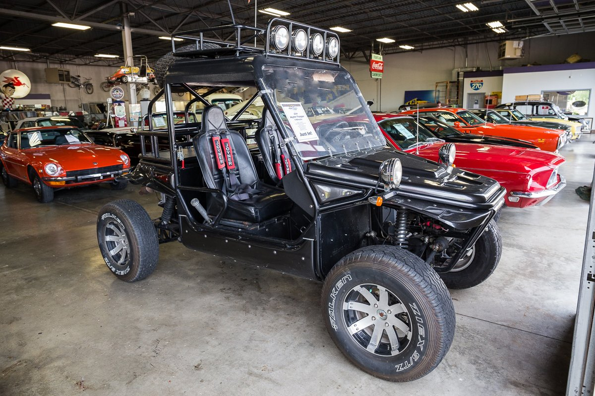 2009 Joyner Trooper 4 Wheeler