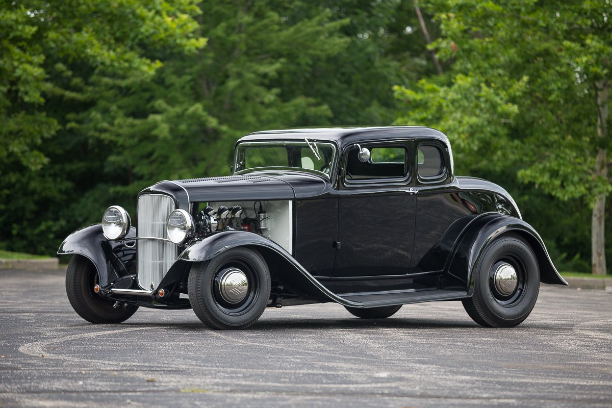 1932 Ford 5 Window | Fast Lane Classic Cars