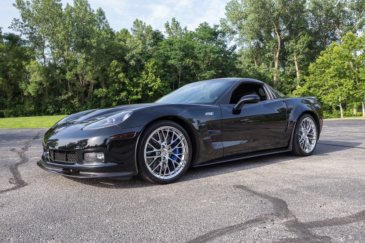 2011 chevrolet corvette zr 1