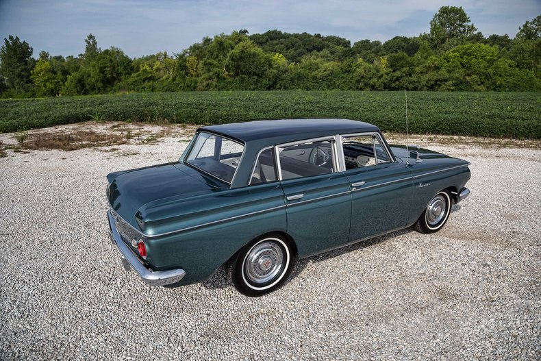 1963 American Rambler
