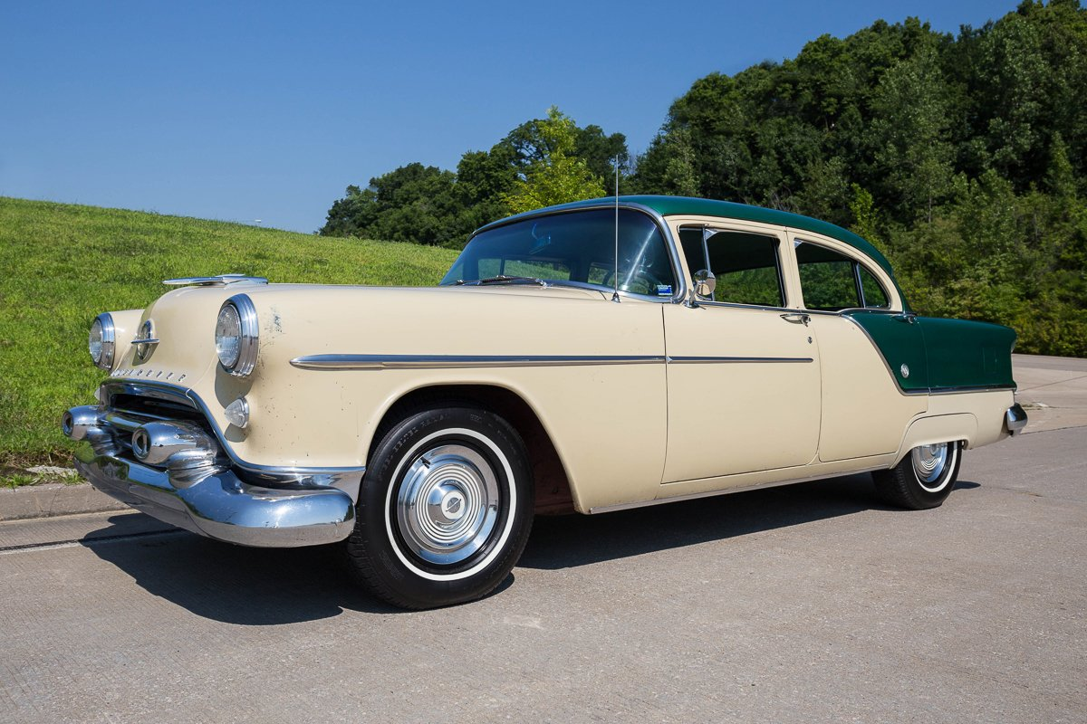 1954 oldsmobile super 88 deluxe
