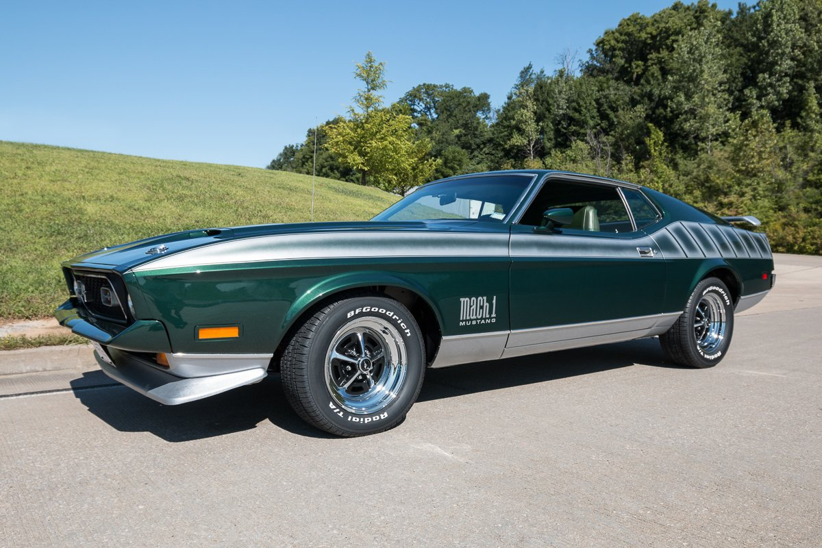1972 ford mustang fast lane classic cars