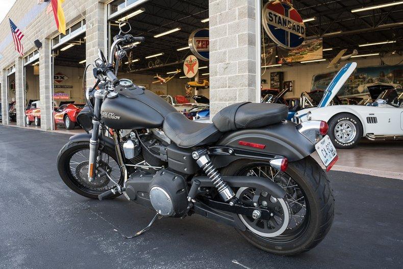 2011 Harley-Davidson Dyna Street Bob