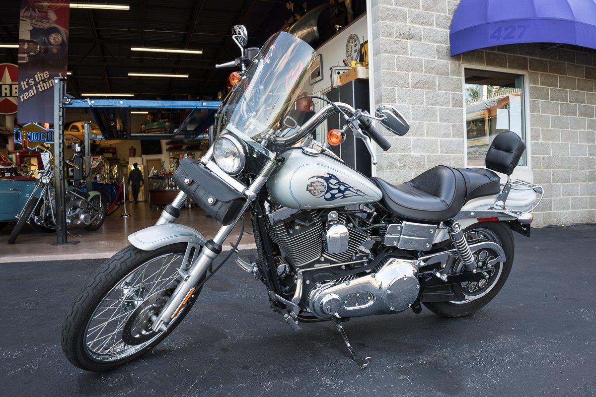 2004 Harley-Davidson Wide Glide | Fast Lane Classic Cars