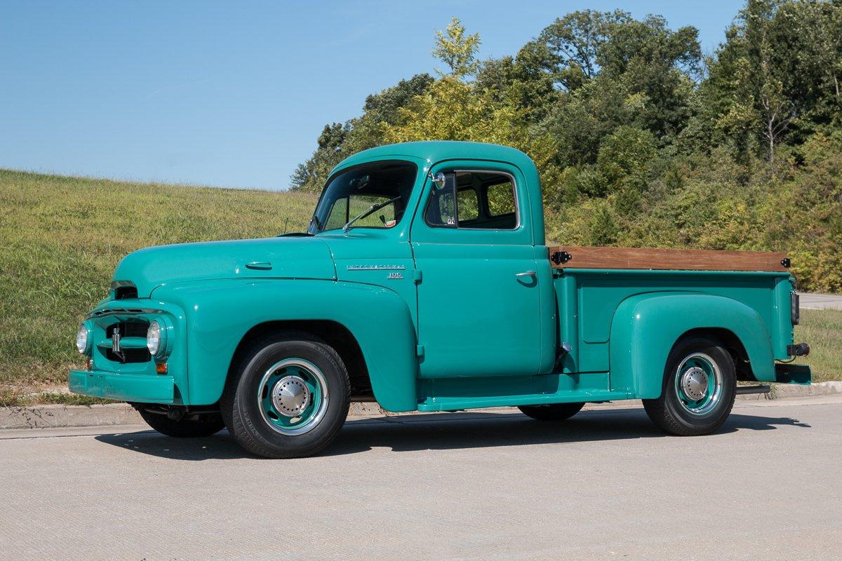 1955 International Harvester Fast Lane Classic Cars 1941 Dodge Truck Headliner