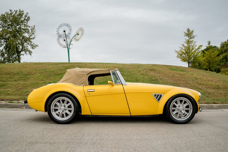 1963 Austin-Healey Roadster