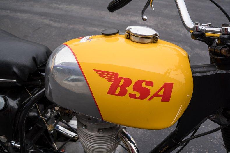 1967 BSA 441 Victor
