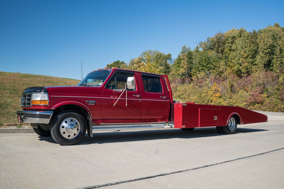 1997 ford f350 hodges