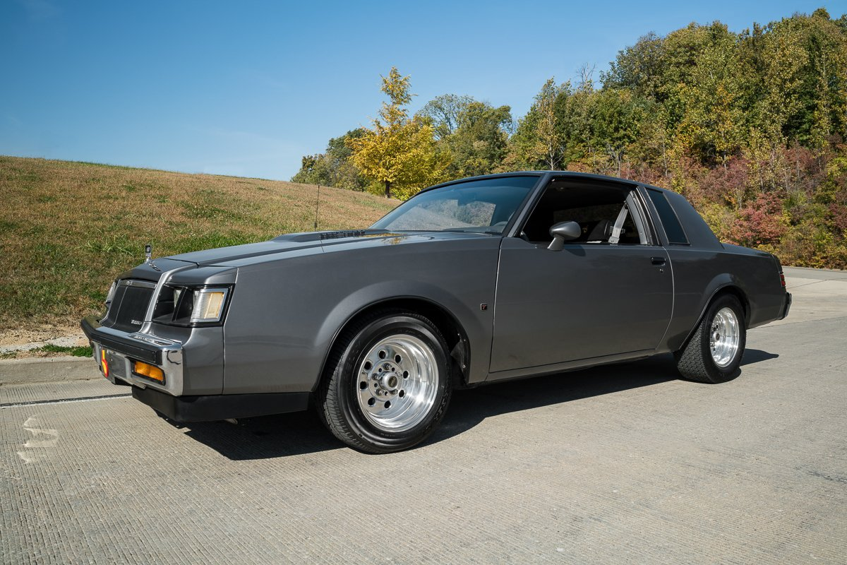 Buick Regal T Type >> 1987 Buick Regal Fast Lane Classic Cars