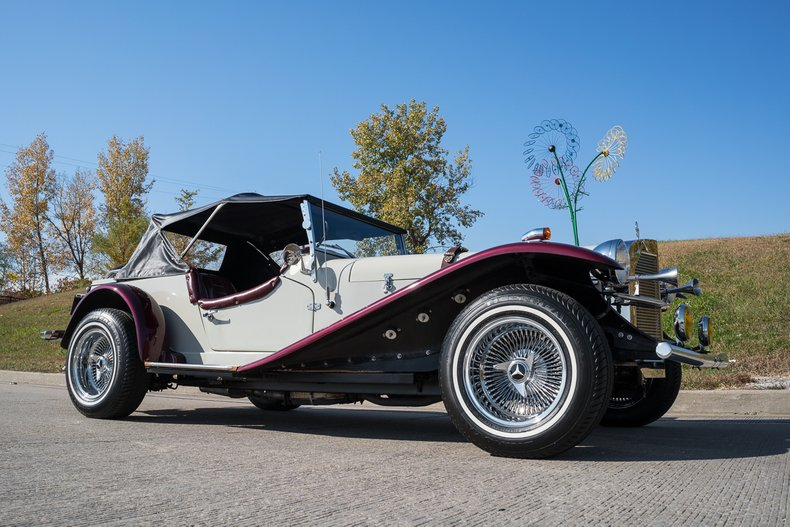 1928 Mercedes-Benz Gazelle