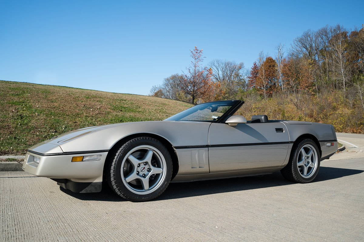 1987 Chevrolet Corvette | Fast Lane Classic Cars