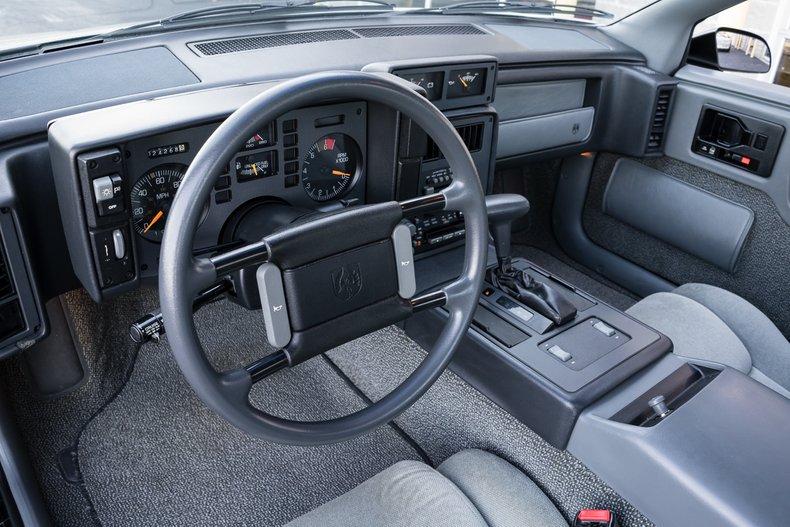 1988 Pontiac Fiero