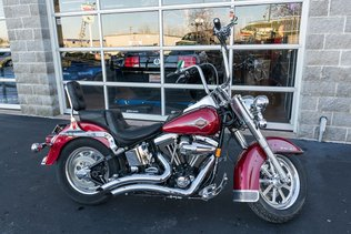 1999 Harley Davidson Heritage