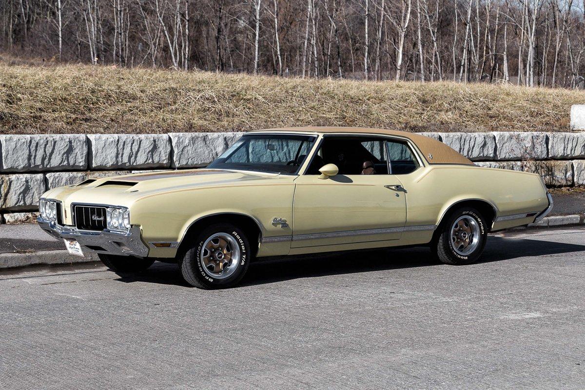 1970 oldsmobile cutlass supreme coupe sx
