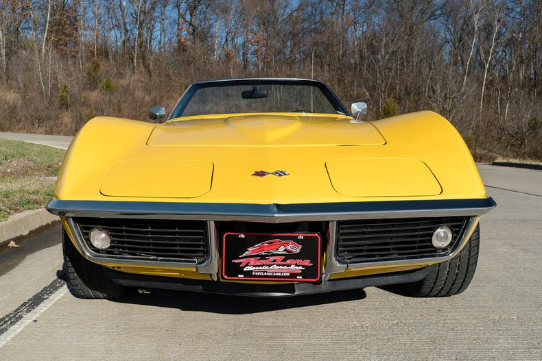 1969 Chevrolet Corvette | Fast Lane Classic Cars
