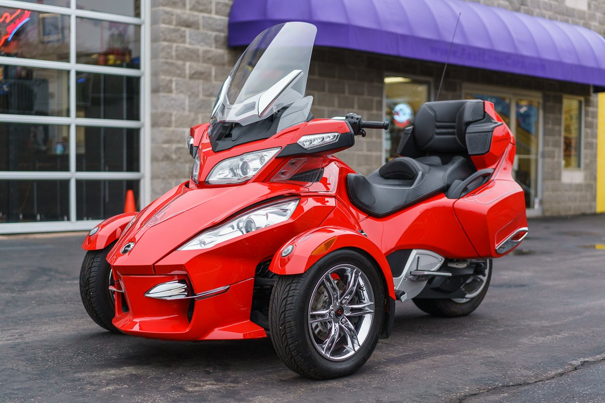 2011 can am spyder rt s