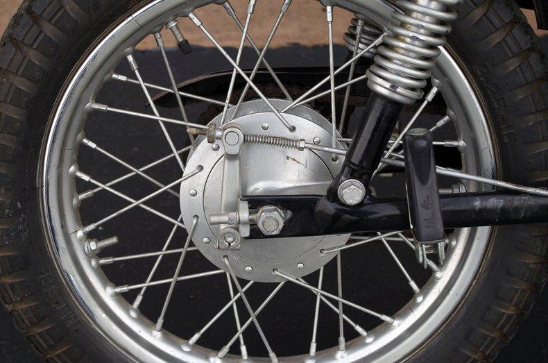 1973 AMF Harley Davidson