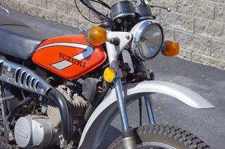 1974 Suzuki TS185