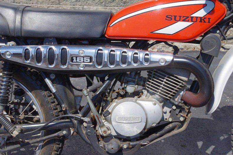 1974 Suzuki TS185 | Fast Lane Classic Cars