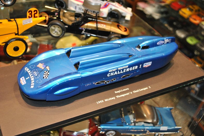 1963 Land Speed Record Attempt Car!