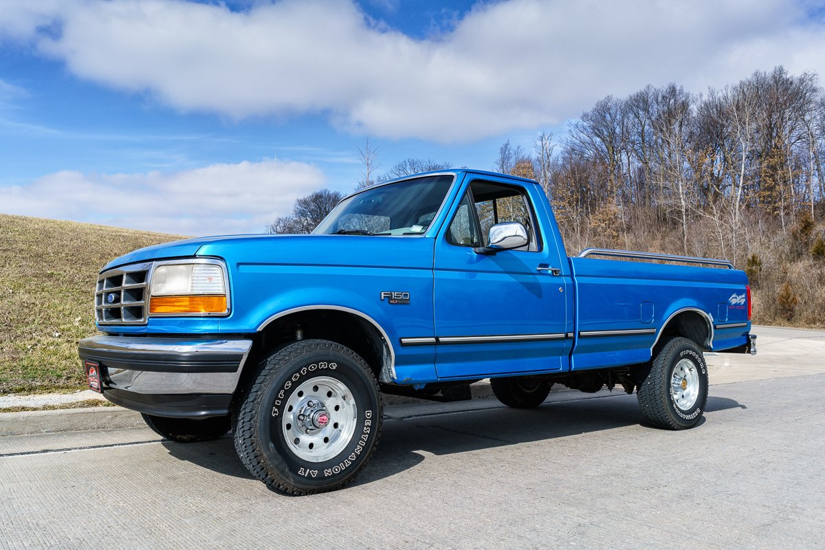 Perfect 1994 Ford F150 Xlt