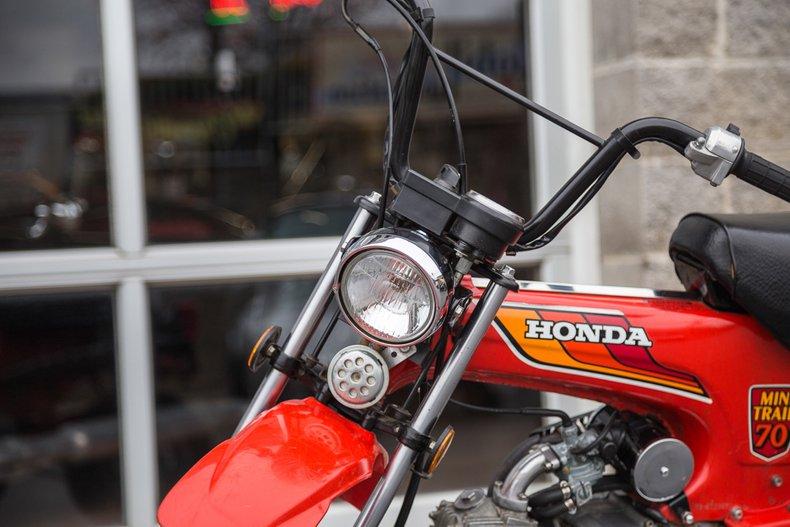 1980 Honda Trail