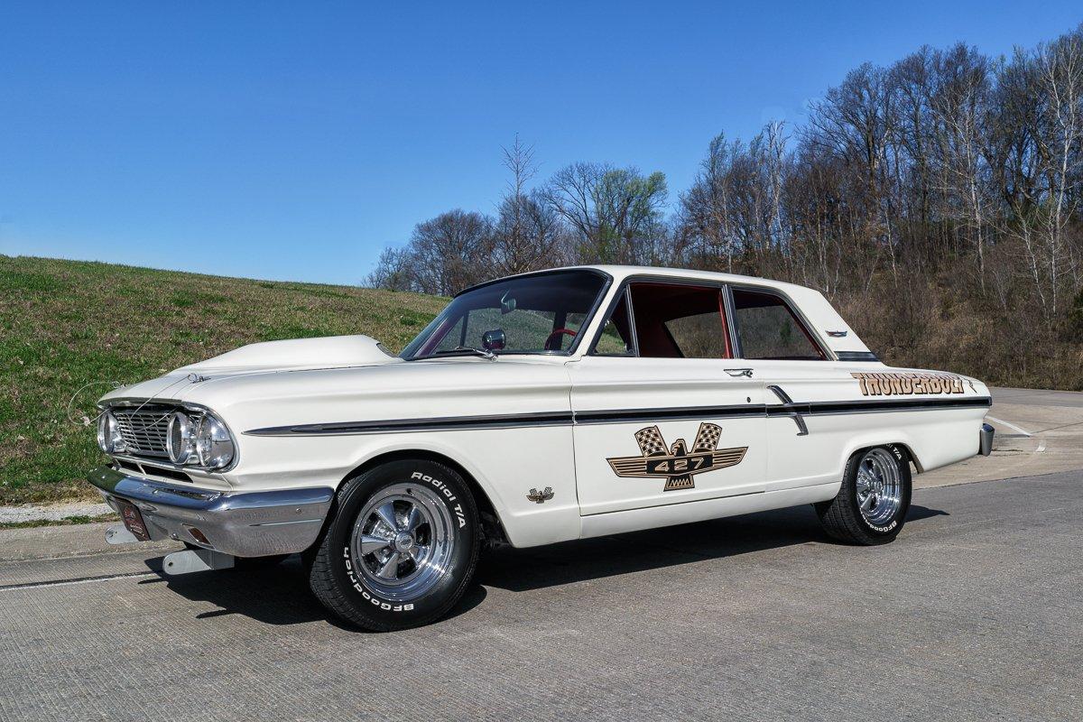 1964 ford thunderbolt replica