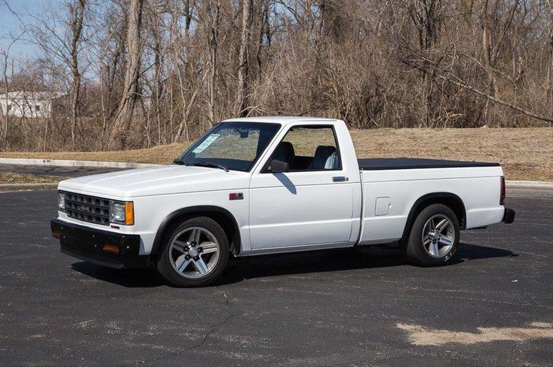 1985 Chevrolet S10