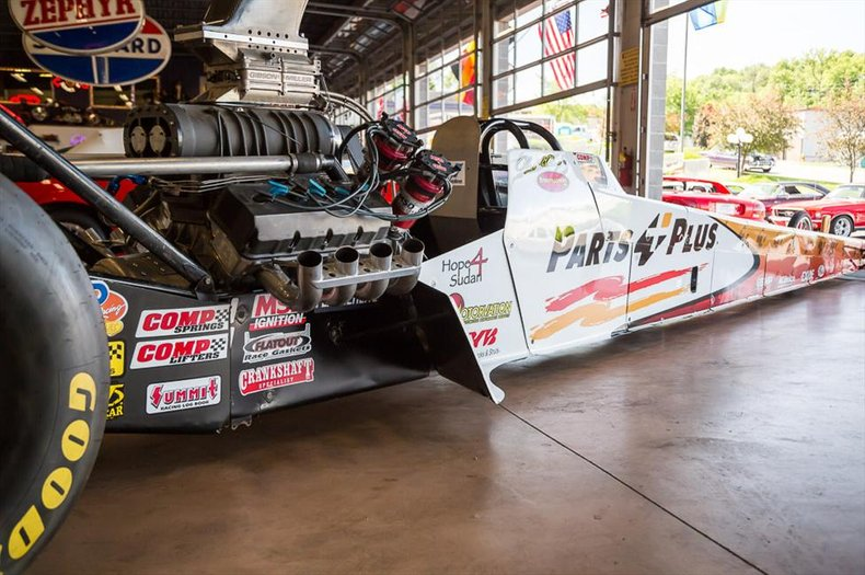 1993 Top Fuel Drag Car