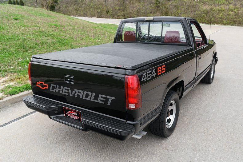 1990 Chevrolet 454 SS Pickup | Fast Lane Classic Cars