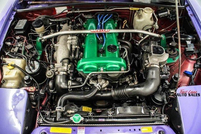 1989 Mazda MX-5 Miata