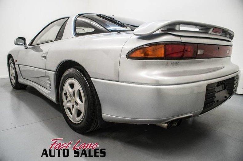 1991 Mitsubishi GTO