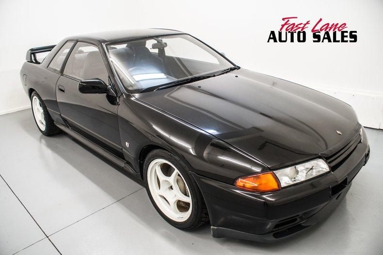 1992 Nissan Skyline