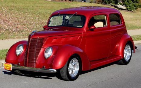 1937 Ford Street Rod