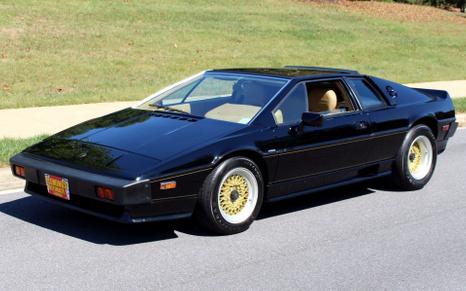 1986 Lotus Espirit