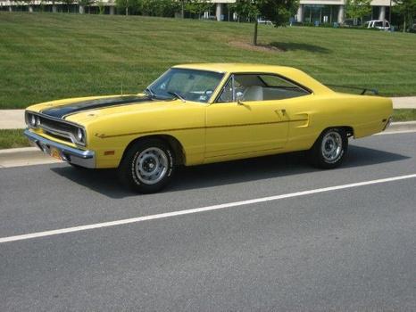 1970 Plymouth RoadRunner