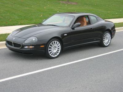 2002 Maserati Coupe