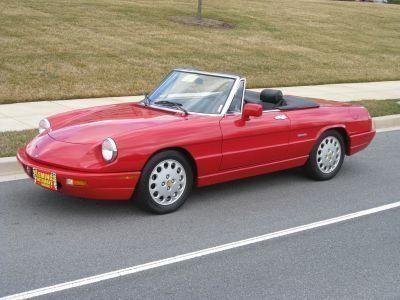 1994 Alfa Romeo Spyder