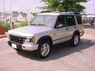 2004 Land Rover SE7