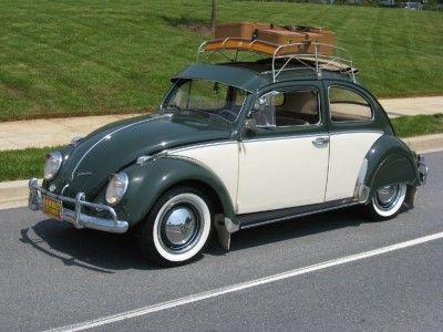 1961 Volkswagen Beetle