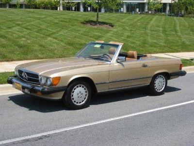 1987 Mercedes-Benz 560