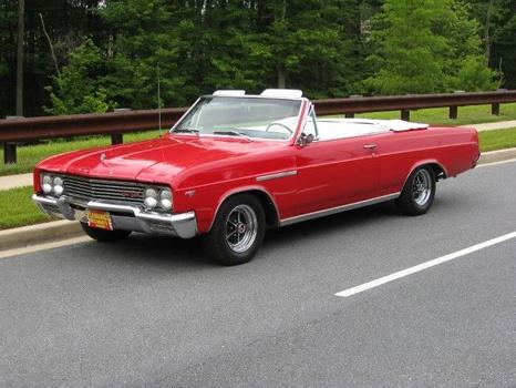 1965 Buick Gran Sport